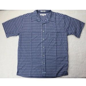 Eighty Eight Short Sleeve Button Up Small
